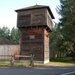 Fort Nisqually blockhouse