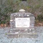 Fort Eaton historical marker