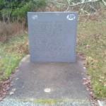 Ft. Eaton Survey Marker