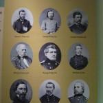 Washington's famous generals