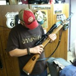Me and my Mauser
