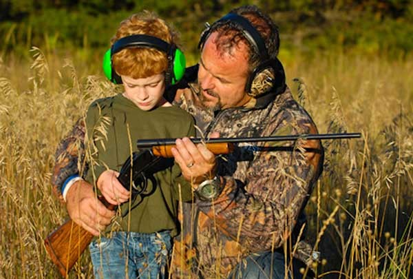 Hunting traditions begin with proper safety