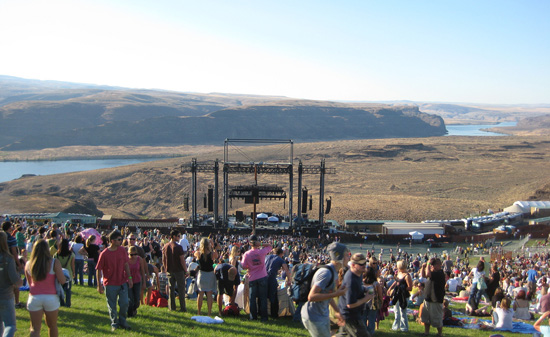Gorge-Amphitheater