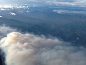 Wildfires Aerial