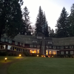 The Lake Quinault Lodge as it stands today.