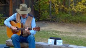 Hank Cramer sings his hits.