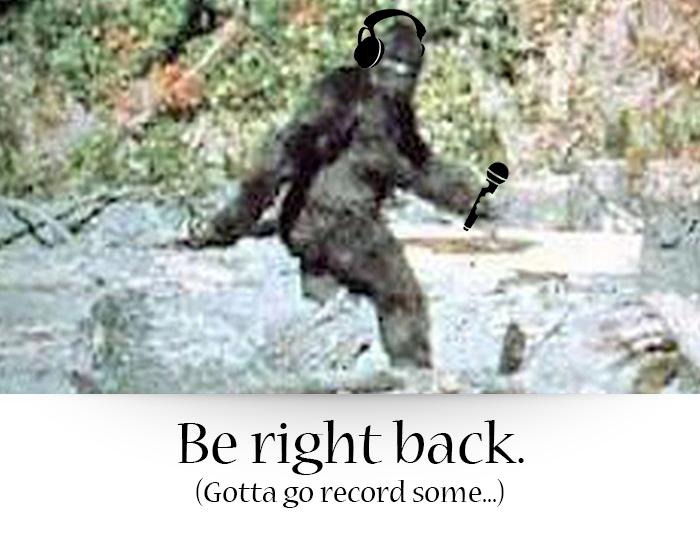 Bigfoot podcast